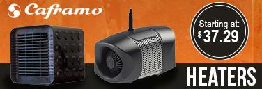Caframo Heaters