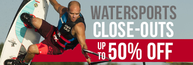 Watersports Closeouts