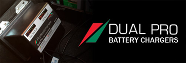 Dual Pro Battery Chargers