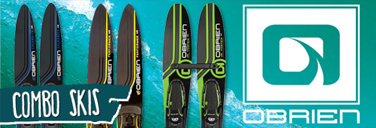 Obrien Combo Skis