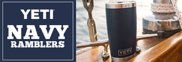 Yeti Navy Ramblers