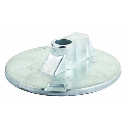 Anodic Plate Aluminum B3 W-2 Pc, Mercury - Mercruiser 76214-4