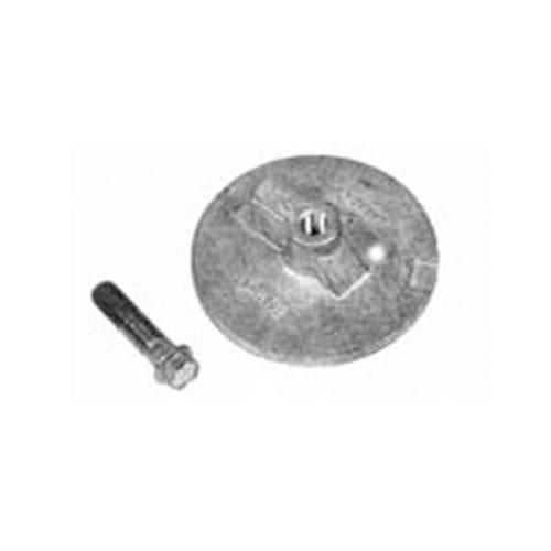 Anodice Plate Magnesium B3 W-2Pc, Mercury - Mercruiser 76214-6