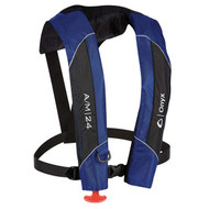 Onyx Outdoor A/M-24 Manual/Automatic Inflatable Life Jacket