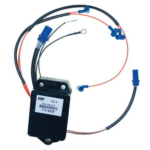 Johnson Evinrude Looper CD4/8 No Limit Power Pack by CDI