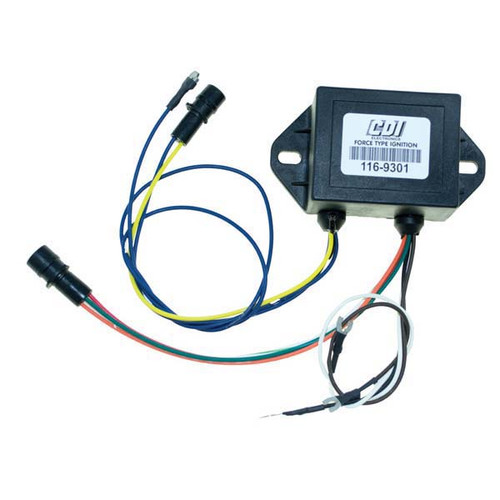 2/3 Cylinder Outboard Ignition Pack for Force & Chrysler by CDI