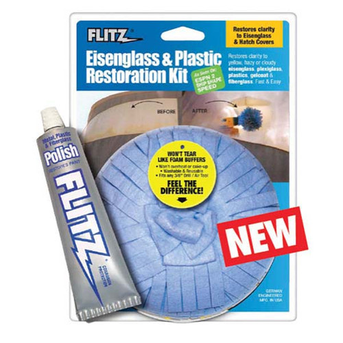 Eisenglass & Plastic Restoration Kit from Flitz