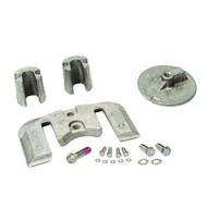 Aluminum Anode Kit for Bravo II & Bravo III, Mercury - Mercruiser 97-888761Q03