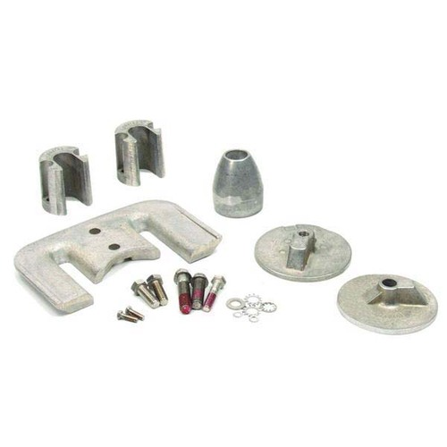 Aluminum Anode Kit, Bravo 3 2003 & Up, Mercury - Mercruiser 97-888761Q04