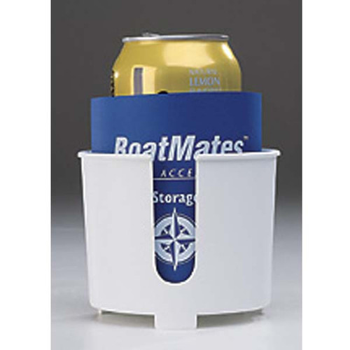 Boatmates Marine Drink Holder with Koozie