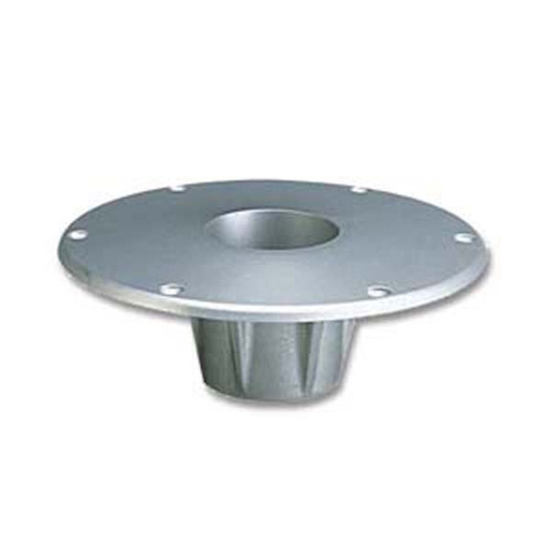 Garelick 2.875 Flush Mount Socket Base for Table Pedestal 75355