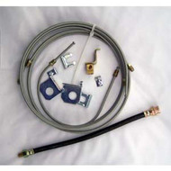 Single Axle Trailer Brake Tubing Kit