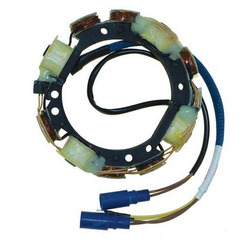 Johnson / Evinrude 4/6 Cylinder Outboard High Performance 9 Amp Stator by CDI