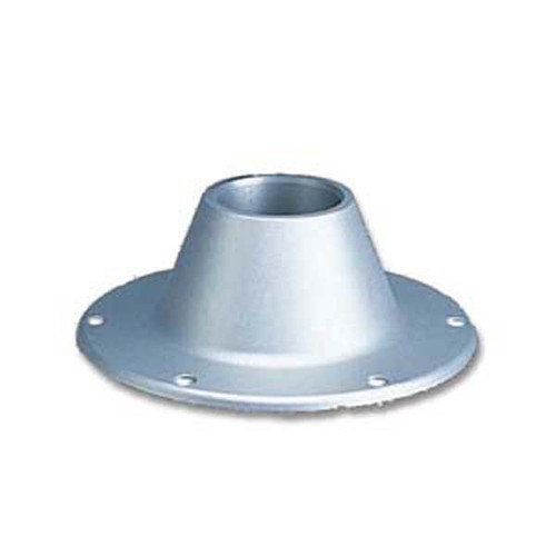 Garelick 2.875 Surface Mount Taper Socket Base 75356