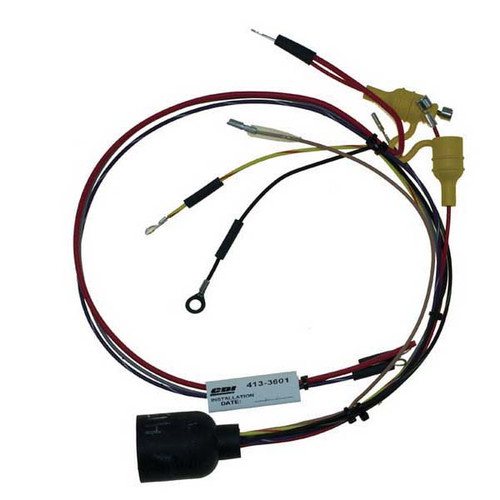 Johnson / Evinrude 20, 25, 28, 30 hp Outboard Wiring Harness by CDI