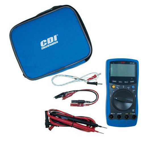 CDI Digital Multimeter W/Temp
