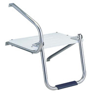 Garelick Outboard Swim Platform with Fold Down Ladder
