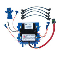 Johnson Evinrude 4 Cyl. Optical Pack, Sensor & Plug Wires by CDI