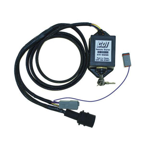 CDI Johnson / Evinrude Remote Starter Test Harness