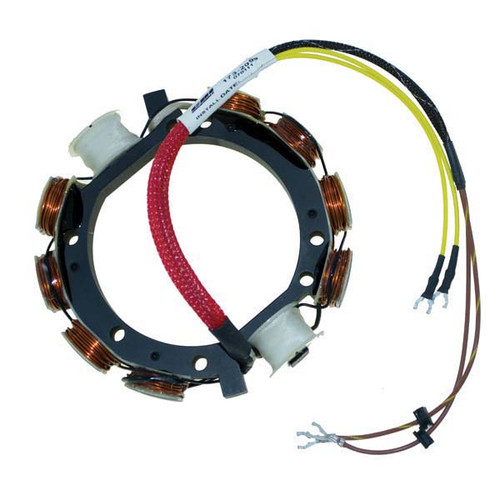 Johnson Evinrude 4 CYL 12 Amp Stator by CDI