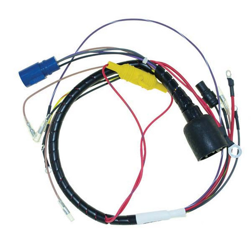 Johnson / Evinrude 2 Cylinder 40, 50 hp Outboard Wiring Harness by CDI