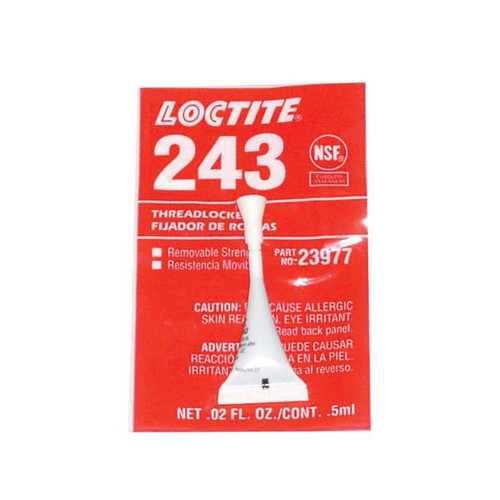 CDI Loctite 243 Blue Threadlocker