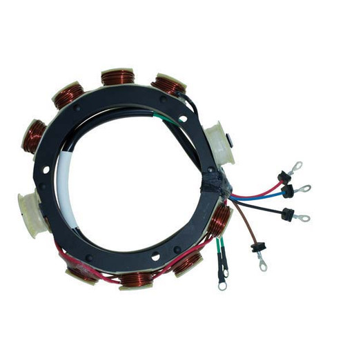Yamaha 4 Cylinder Outboard 15 Amp Stator by CDI