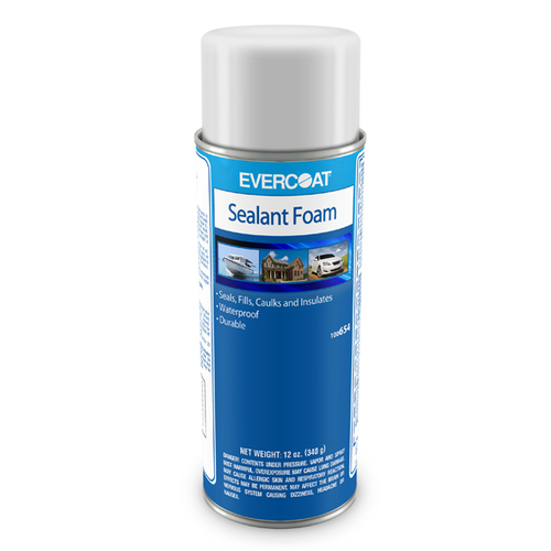 Marine & Automotive Urethane Spray Sealant Foam
