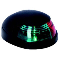 Attwood Bi - Color Combination Navigation Light, Deck Mount