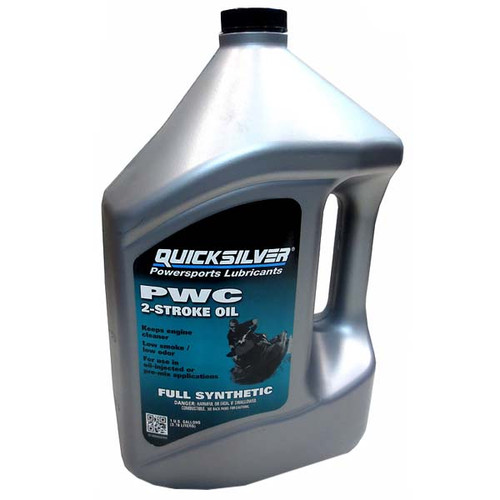 Quicksilver PWC Oil 92-8M0058908 Gallon