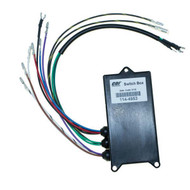 3 Cylinder Switch Box for Mercury/Mariner Outboard by CDI