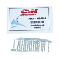CDI Deutsch Female Pin Terminals