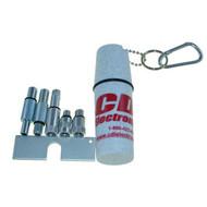 CDI Gearcase Filler Adapter Kit