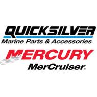 Seal-(Red), Mercury - Mercruiser F184122-1