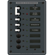 Blue Seas AC Main & Marine Circuit Breaker Panel