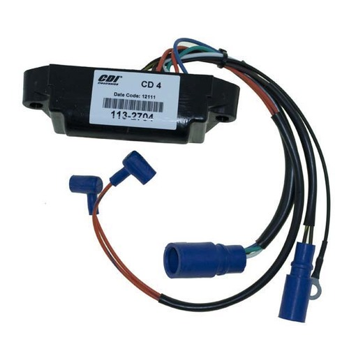 Johnson / Evinrude Outboard Power Pack; 4 Cylinder (Comm.) by CDI