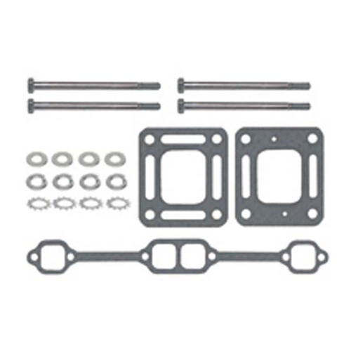Hardware Kit for Aluminum Exhaust