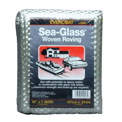 Sea-Glass 24oz Fiberglass Woven Roving
