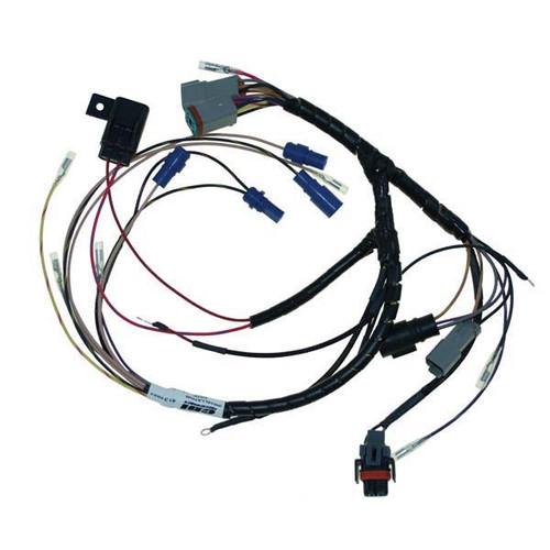 cdi 413 6023 johnson evinrude outboard wiring harness rh wholesalemarine com