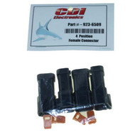 CDI Deutsch 4 Pin Receptacle