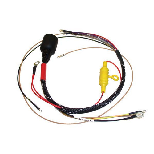 Johnson / Evinrude 85, 100, 115, 140 hp Outboard Wiring Harness by CDI