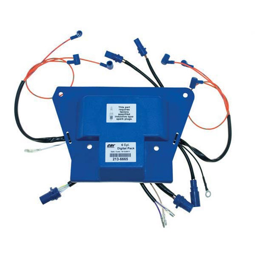 Johnson Evinrude 6 Cylinder High Performance Power Pack by CDI