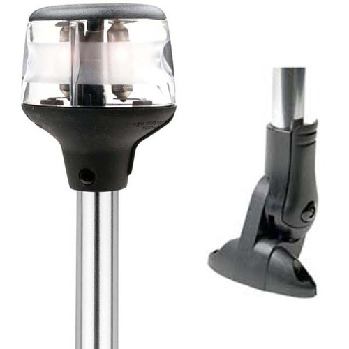 Attwood Dual Mount 3 Mile Anchor-Mast Head Light