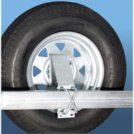 CE Smith Boat Trailer Spare Tire Carrier