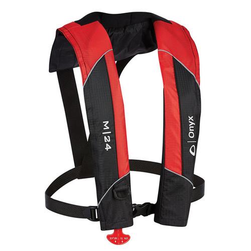 Onyx M-24 Manual Inflatable Life Vest