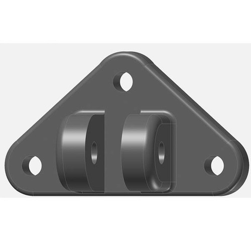 Lenco Marine Standard Trim Cylinder Lower Mounting Bracket