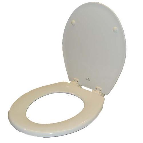 Jabsco/Xylem Compact Marine Toilet Seat