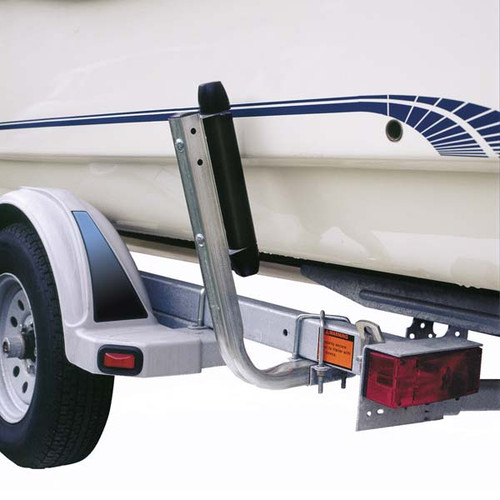 CE Smith Roller Style Boat Trailer Guide-On