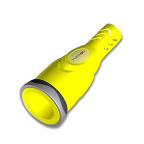 Furrion 50 Amp Female Cover with Threaded Metal Ring- Yellow F50CVL-SY