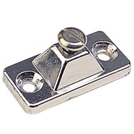 Sea-Dog Bimini - Canopy Top Chrome Side Mount Deck Hinge, Pair